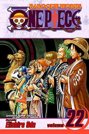 One Piece COMIC_VOLUME_ABBREVIATION 22