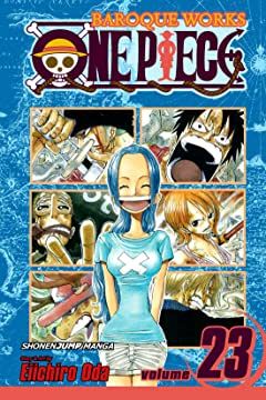 One Piece Vol. 23