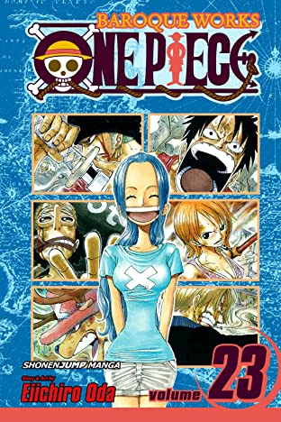 One Piece COMIC_VOLUME_ABBREVIATION 23