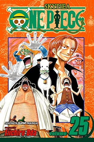 One Piece Vol. 25