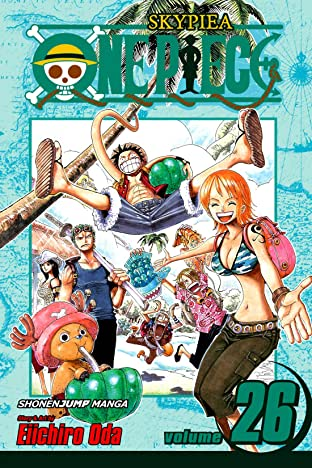 One Piece COMIC_VOLUME_ABBREVIATION 26