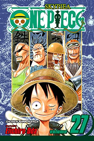 One Piece COMIC_VOLUME_ABBREVIATION 27
