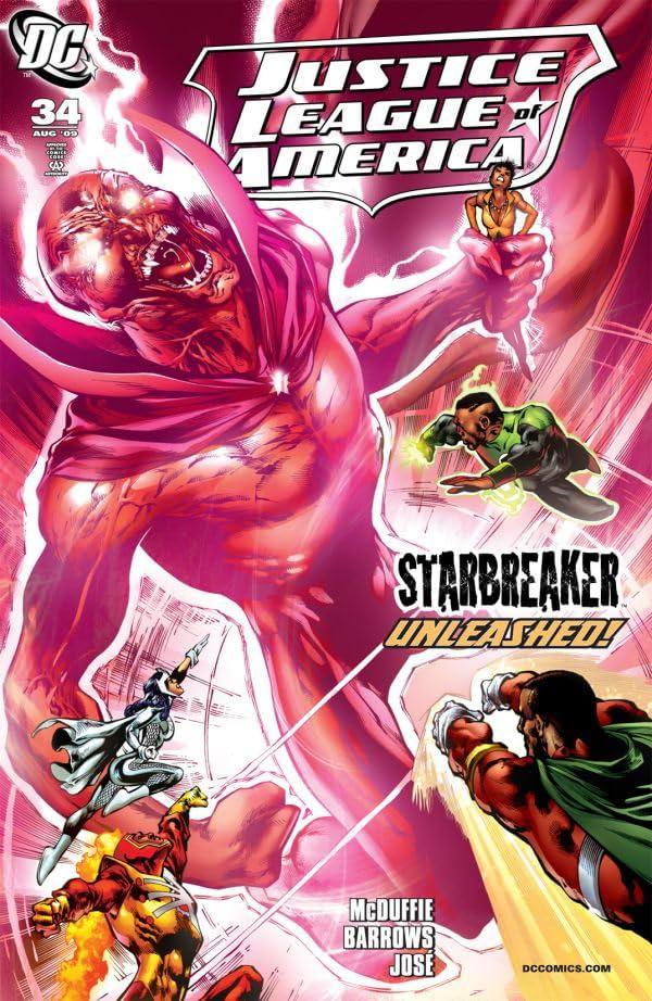 Justice League of America (2006-2011) #34