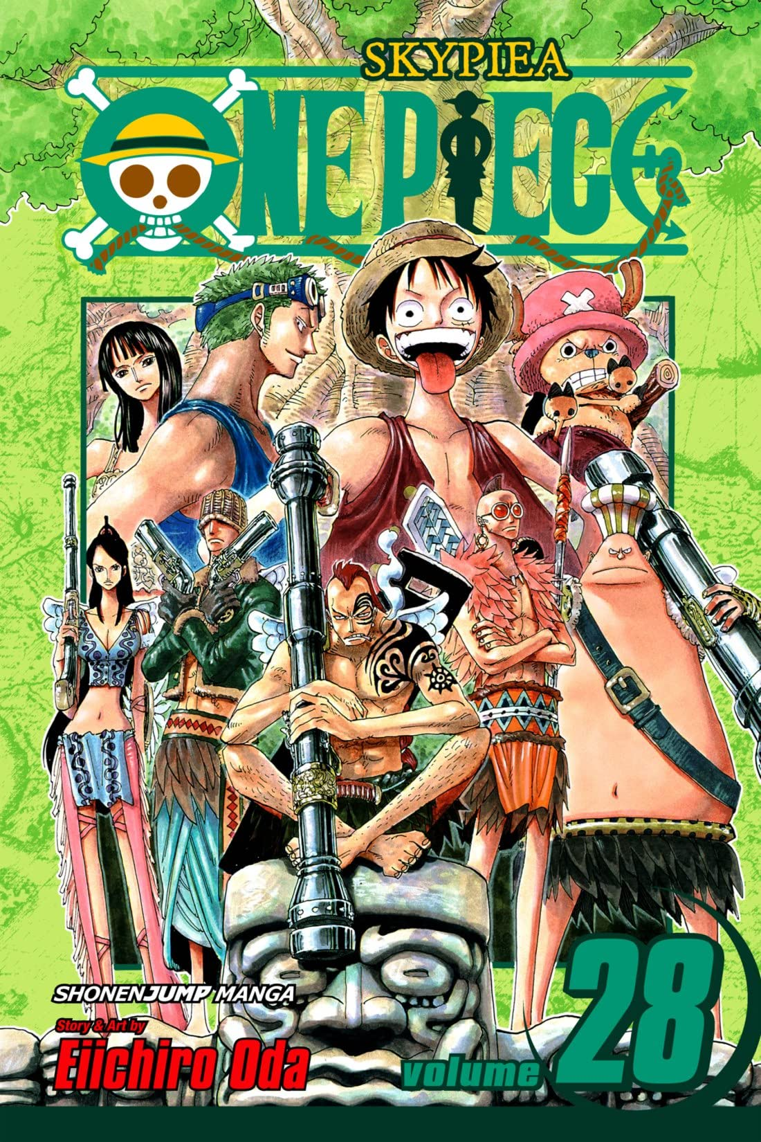 One Piece Vol. 28