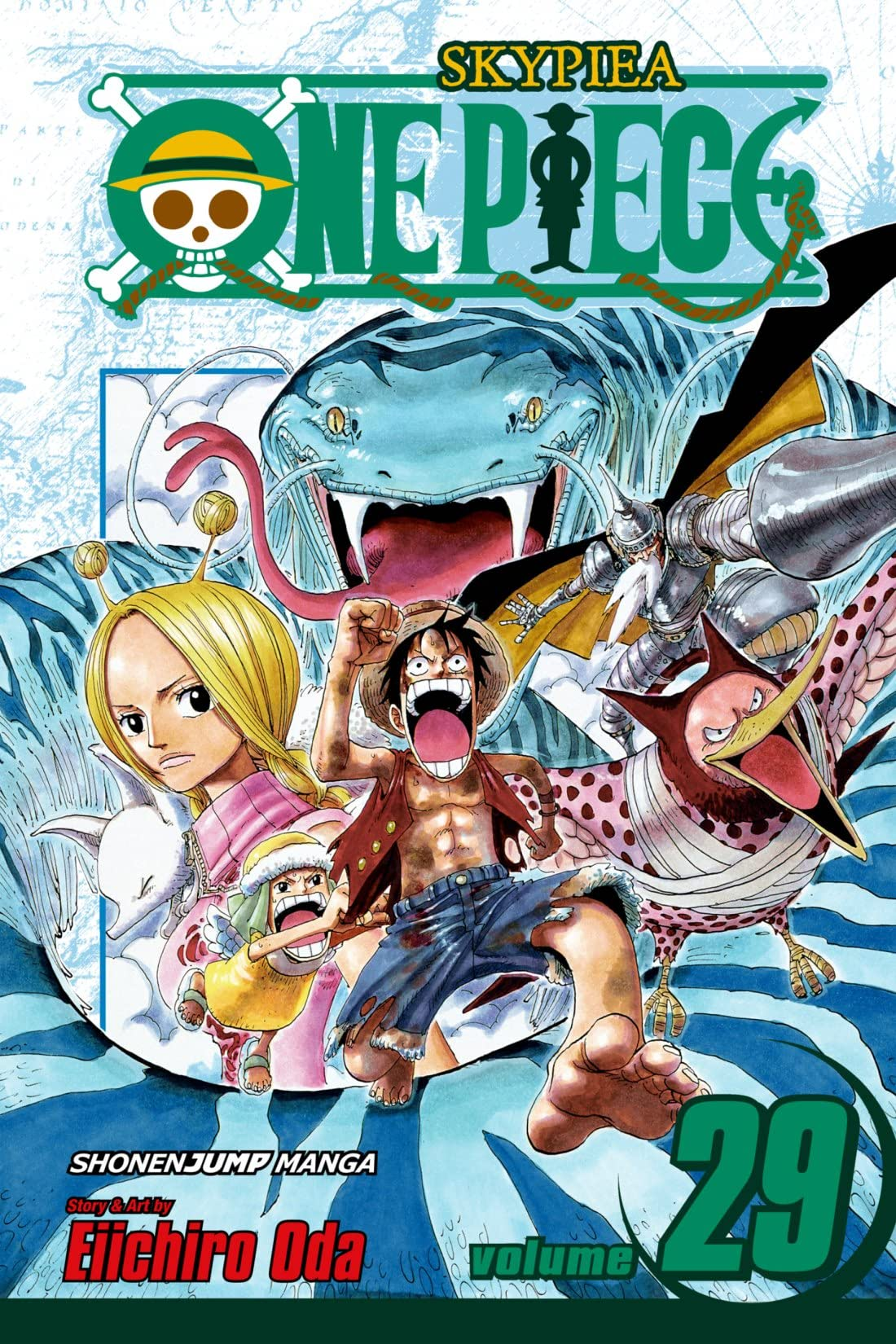 One Piece Tome 29