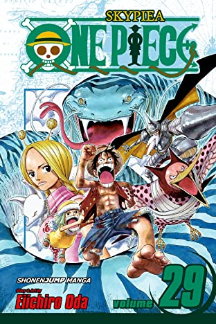 One Piece COMIC_VOLUME_ABBREVIATION 29