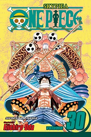 One Piece COMIC_VOLUME_ABBREVIATION 30