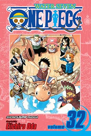 One Piece Vol. 32