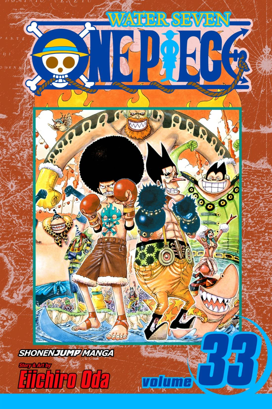 One Piece Vol. 33