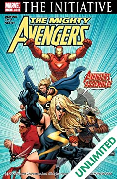 Mighty Avengers (2007-2010) #1