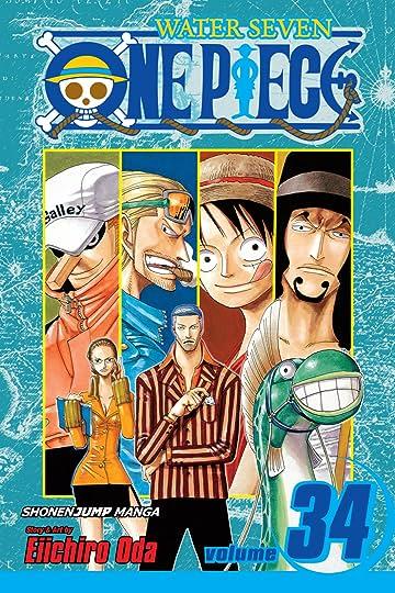 One Piece Vol. 34