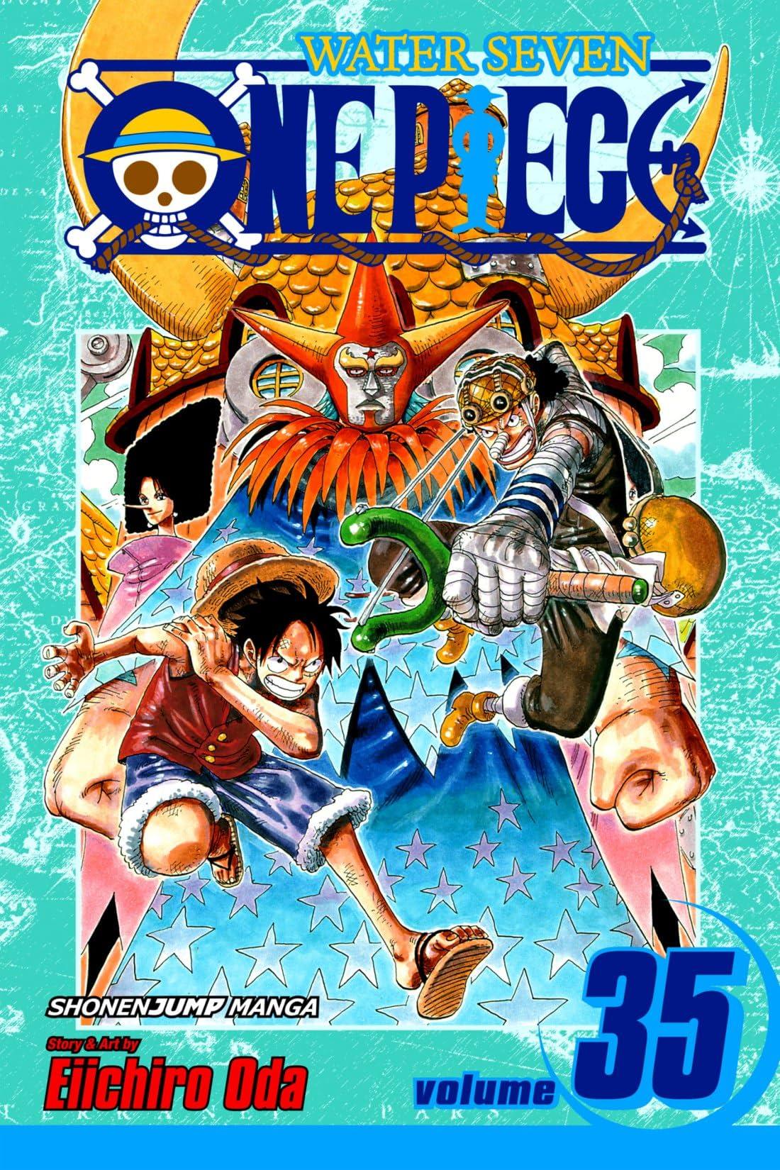 One Piece Vol. 35