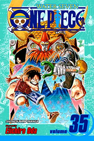 One Piece Vol. 35
