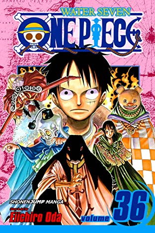 One Piece Vol. 36