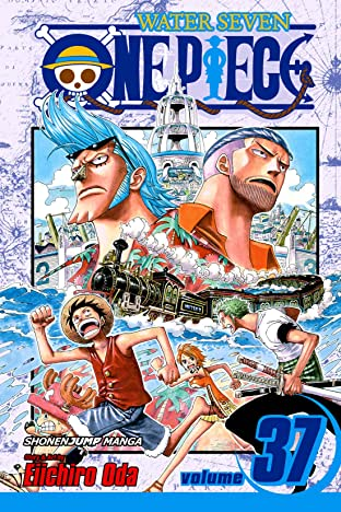 One Piece Vol. 37