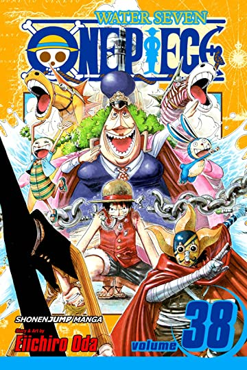 One Piece Vol. 38