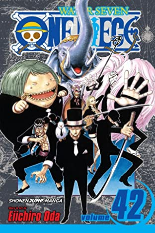 One Piece Vol. 42