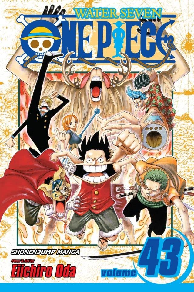 One Piece Vol. 43