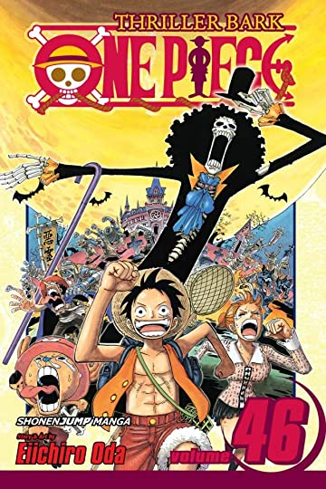 One Piece Vol. 46