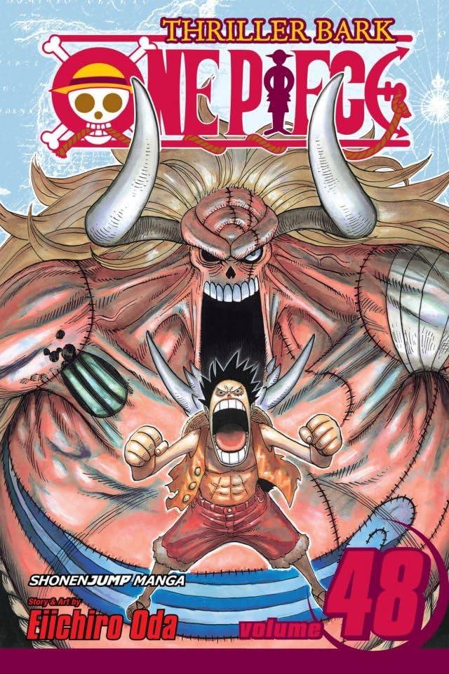 One Piece Vol. 48