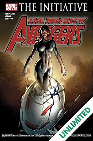 Mighty Avengers (2007-2010) #2
