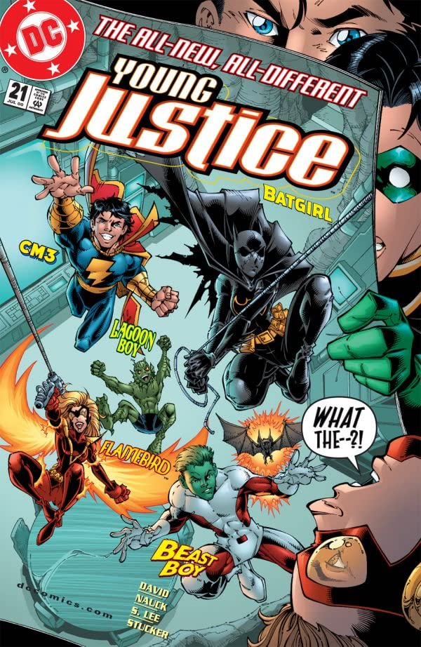 Young Justice (1998-2003) #21