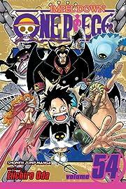 One Piece Vol. 54