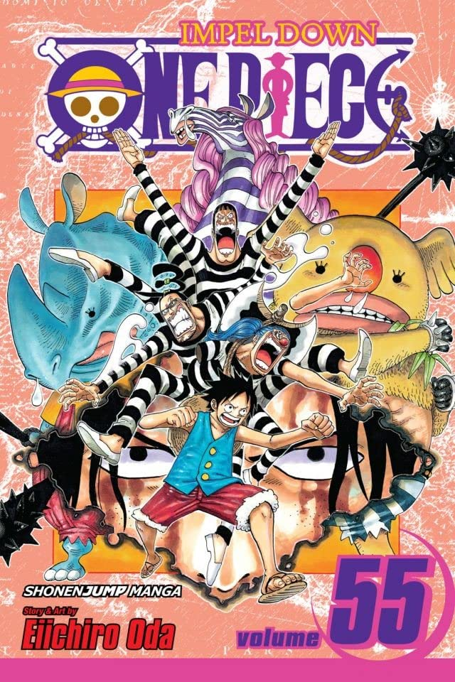 One Piece Vol. 55