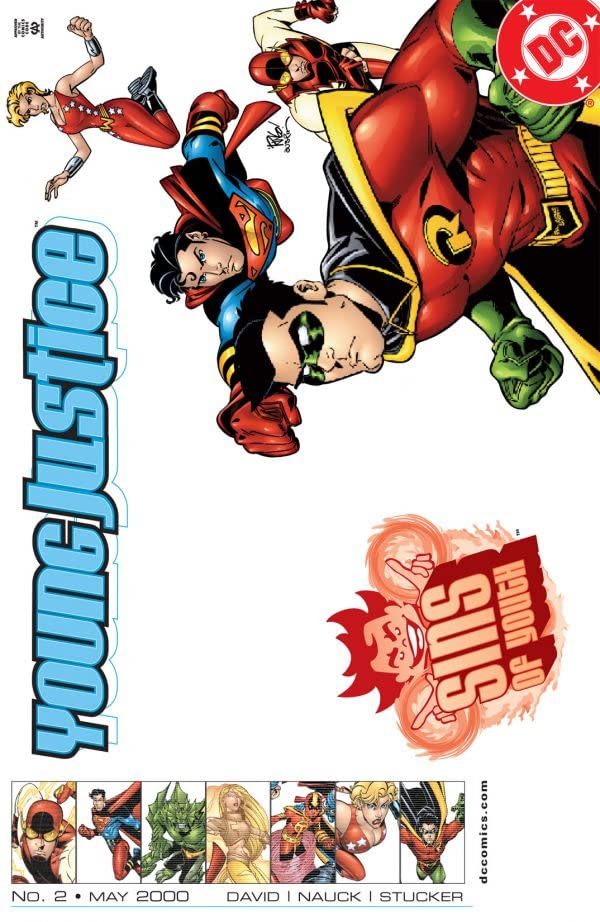 Young Justice: Sins of Youth #2 (of 2)