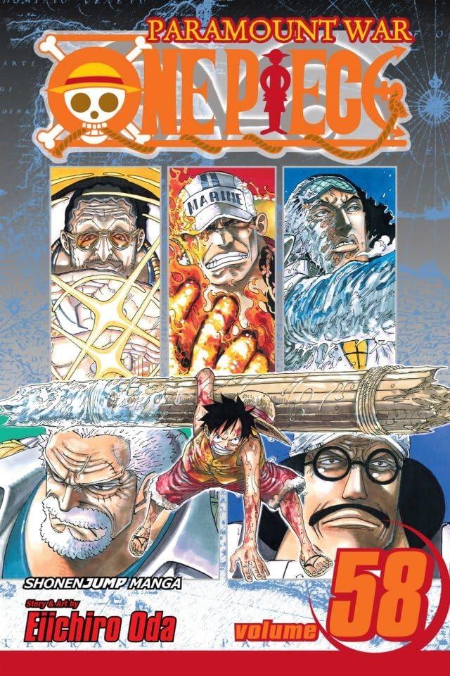 One Piece Vol. 58