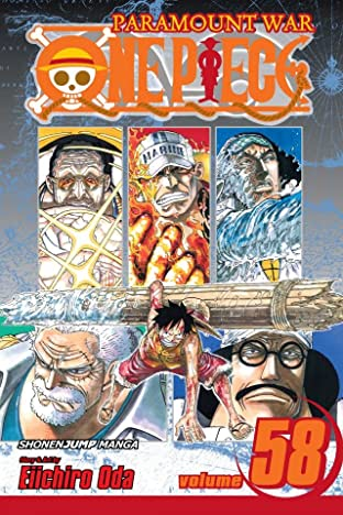 One Piece Vol. 58