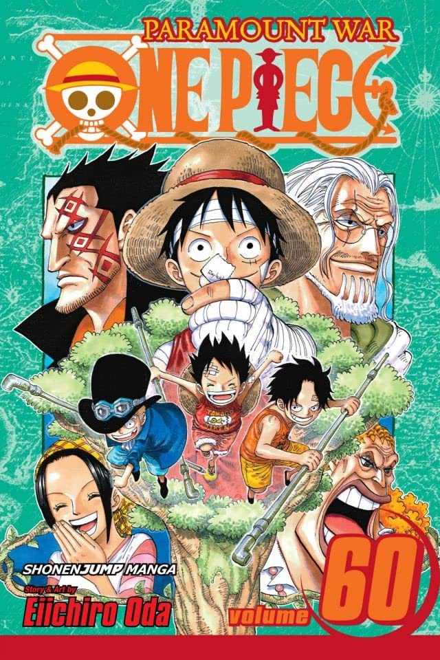 One Piece Vol. 60