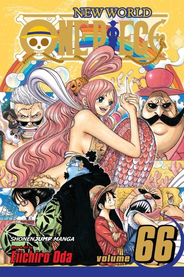 One Piece Vol. 66