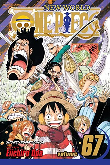 One Piece Vol. 67