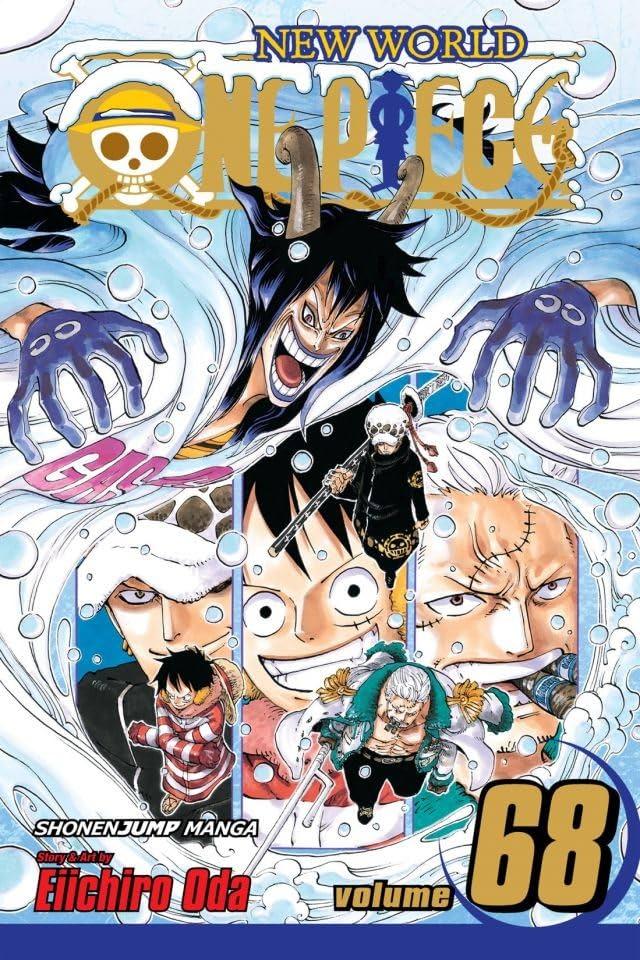 One Piece Vol. 68