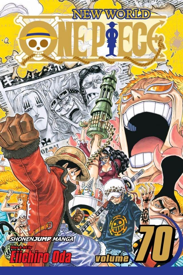 One Piece Vol. 70
