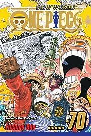 One Piece Vol. 70