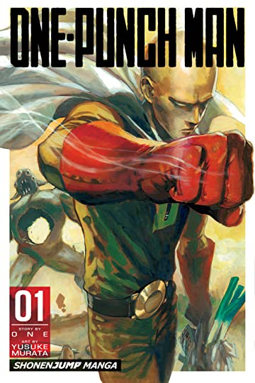 One-Punch Man Tome 1