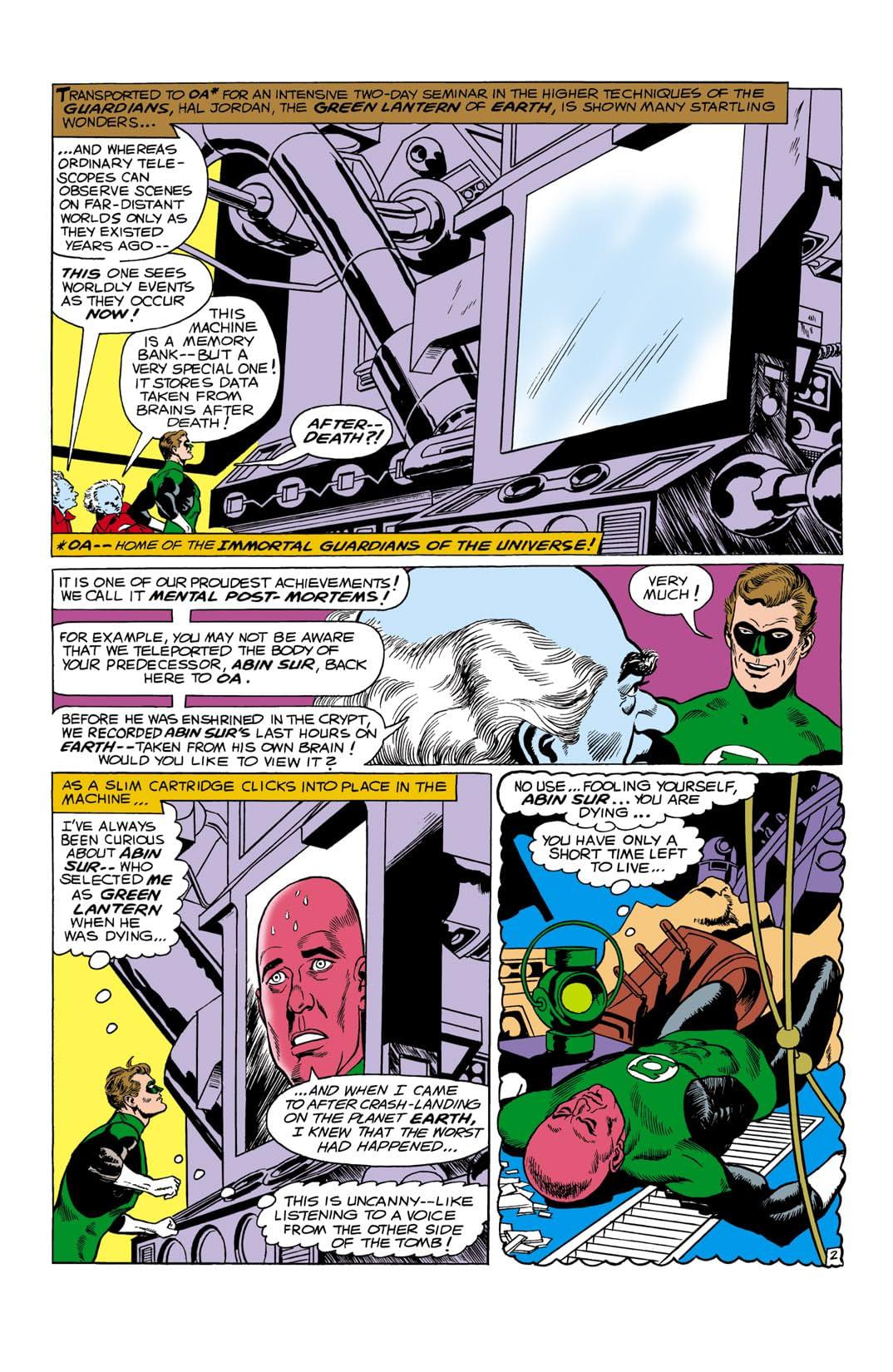 Green Lantern (1960-1986) #59