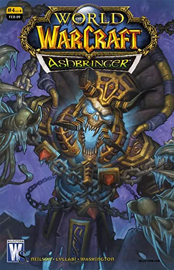 World of Warcraft: Ashbringer #4 (of 4)