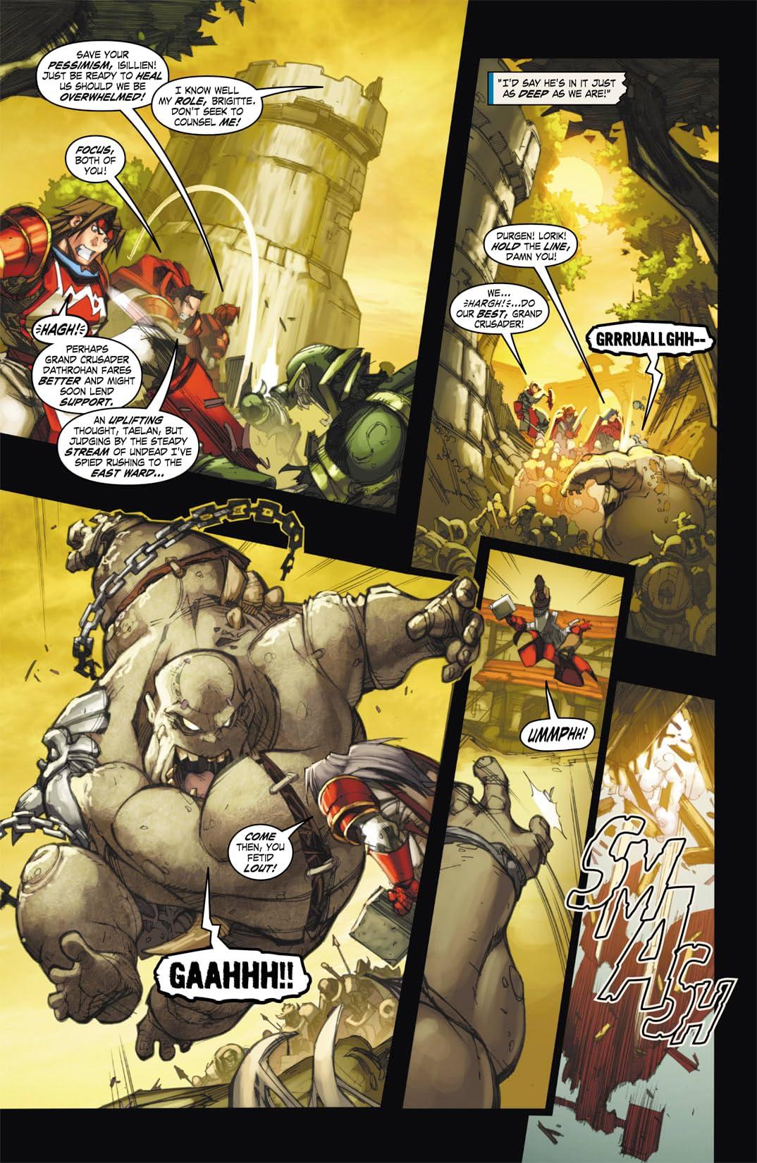 World of Warcraft: Ashbringer #4 (of 4)