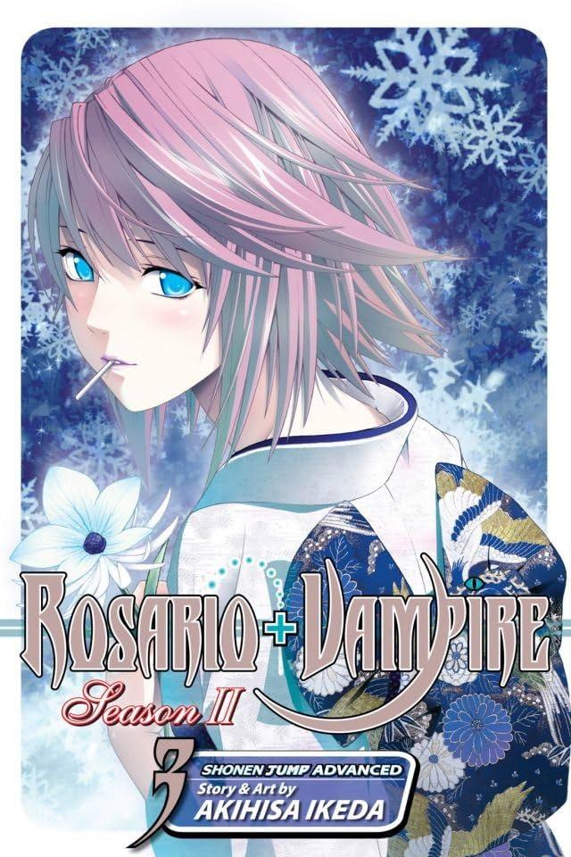 Rosario+Vampire: Season II Vol. 3