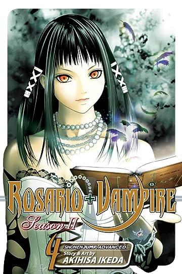 Rosario+Vampire: Season II Vol. 4