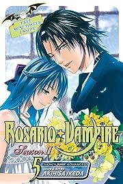 Rosario+Vampire: Season II Vol. 5
