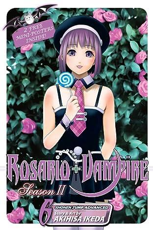 Rosario+Vampire: Season II Vol. 6