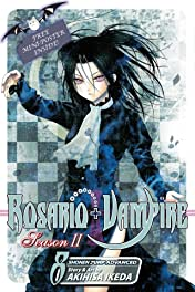 Rosario+Vampire: Season II Vol. 8