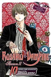 Rosario+Vampire: Season II Vol. 10