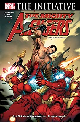 Mighty Avengers (2007-2010) #4