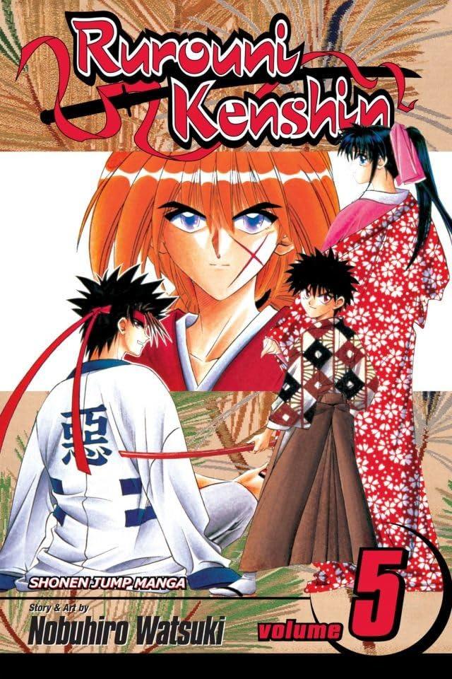 Rurouni Kenshin Vol. 5