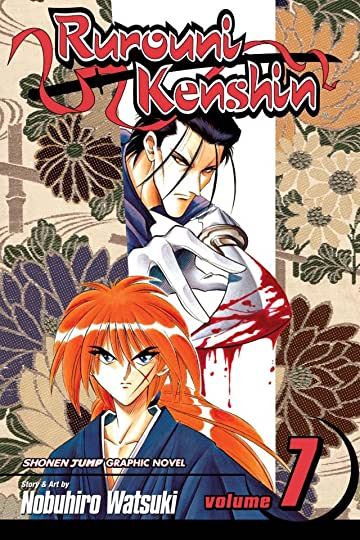 Rurouni Kenshin Vol. 7